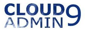 Cloud9Admin Logo - Branding: Logo Design